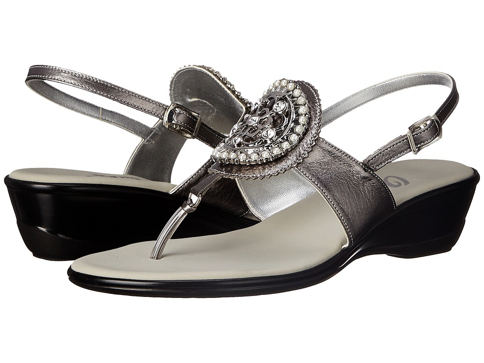 Onex - Traci (Pewter) Women's Sandals