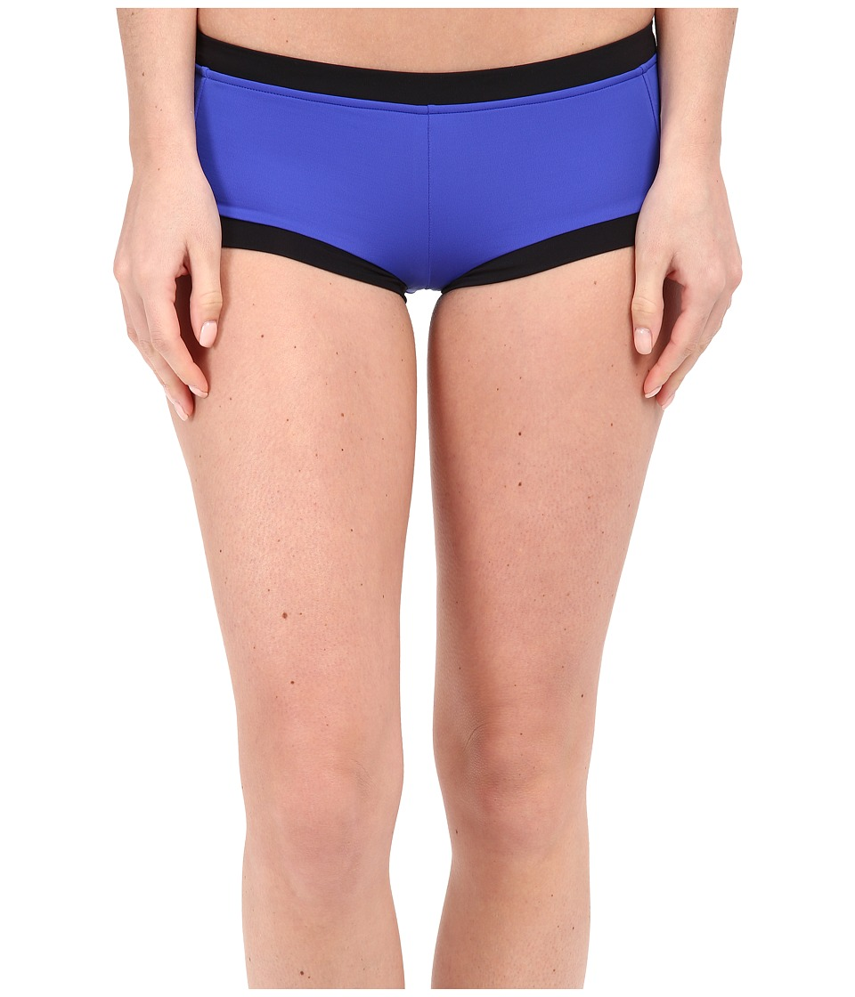 Seafolly - Block Party Boyleg (Blue Ray) Women's Swimwear