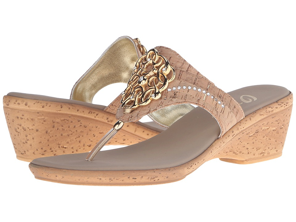 Onex - Zoey (Cork) Women's Sandals