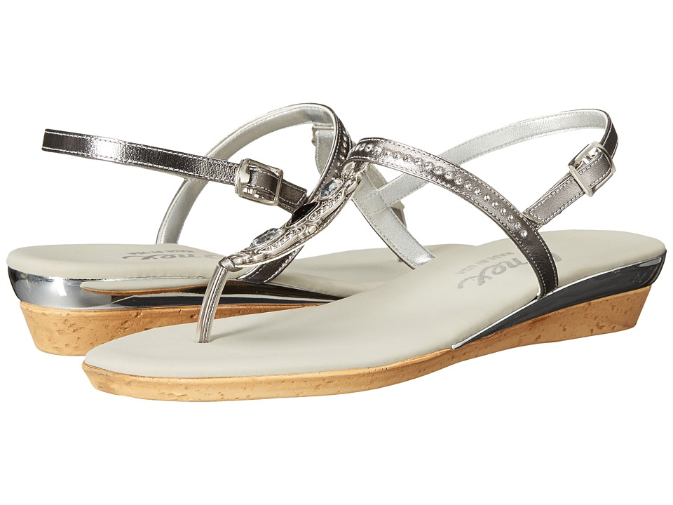 Onex - Sidney (Pewter) Women's Sandals