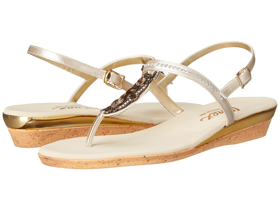 Onex - Sidney (Platinum) Women's Sandals