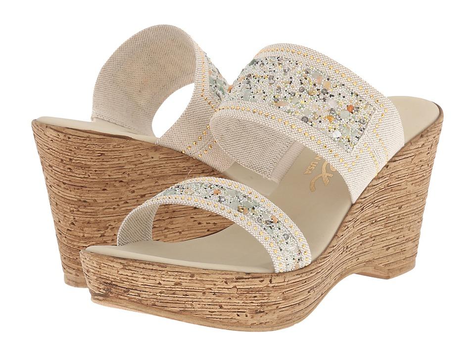 Onex - Maryann (Beige) Women's Shoes