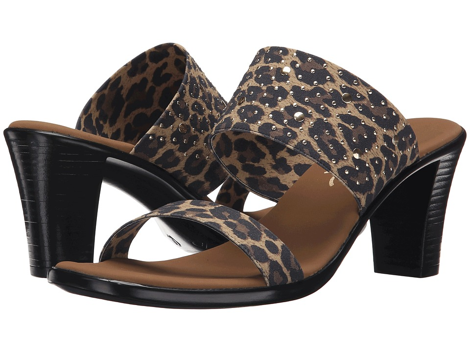 Onex - Meri (Leopard) Women's Shoes