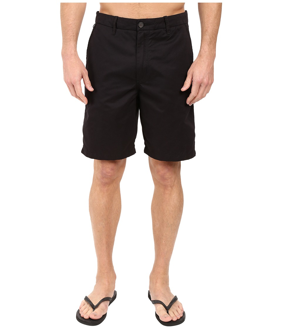 Quiksilver Waterman - Maldive Chino Workshorts (Black) Men's Shorts