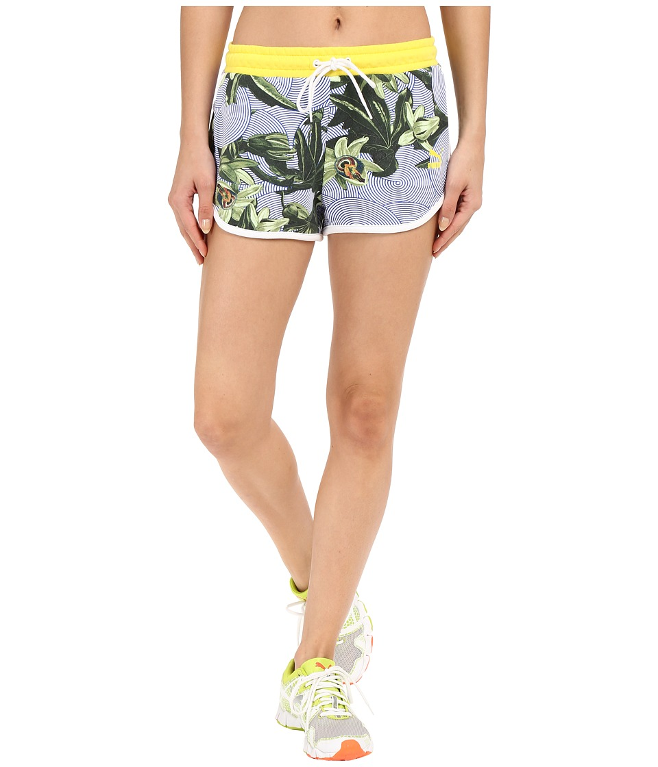 PUMA - AOP Shorts (White/AOP) Women