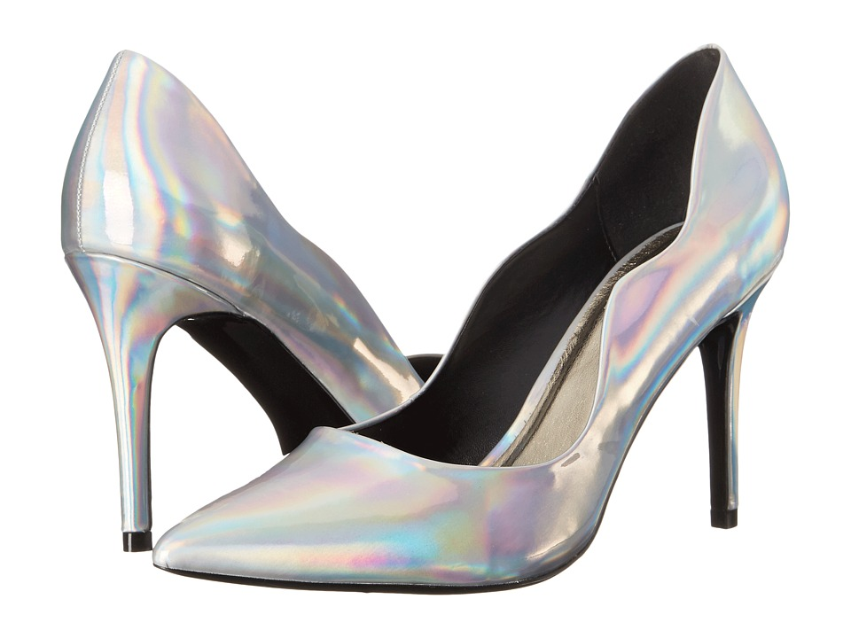LFL by Lust For Life - Spin (Silver Iride) High Heels