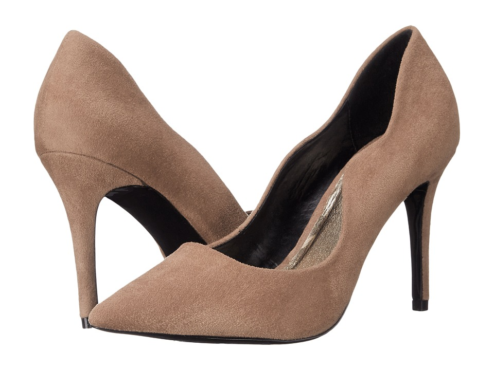 LFL by Lust For Life - Spin (Taupe Suede) High Heels