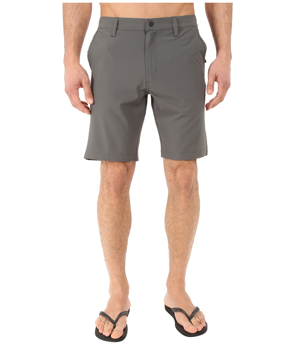 Quiksilver Waterman Vagabond 2 Amphibian Short (Dark Shadow) Men