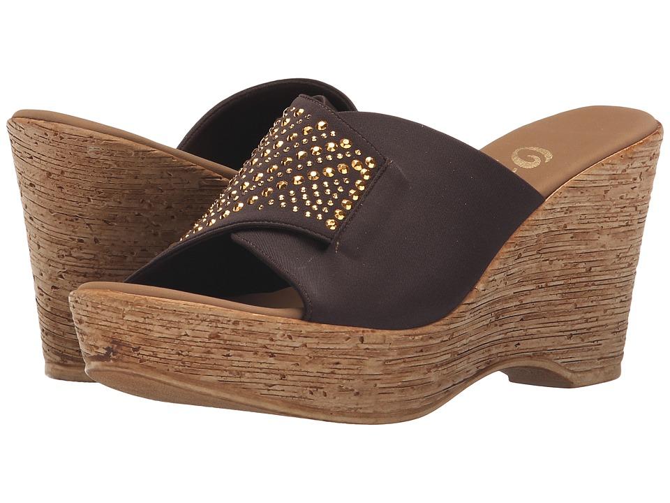 Onex - Kaelyn (Chocolate) Women's Shoes
