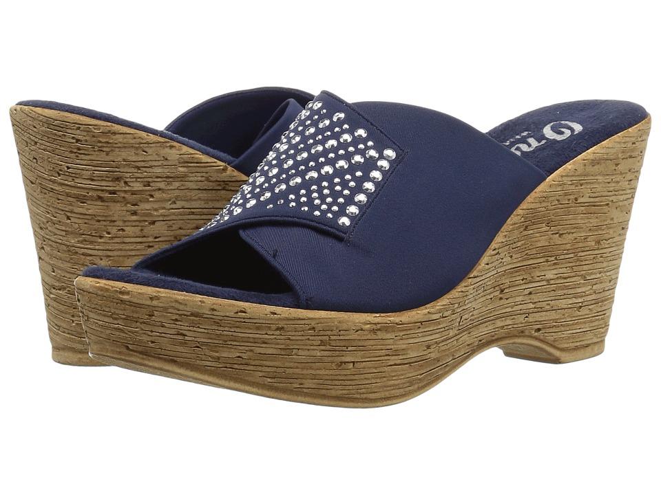 Onex - Kaelyn (Navy) Women's Shoes