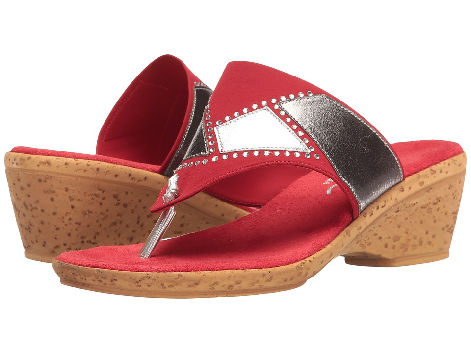 Onex - Marjie (Red) Women's Shoes