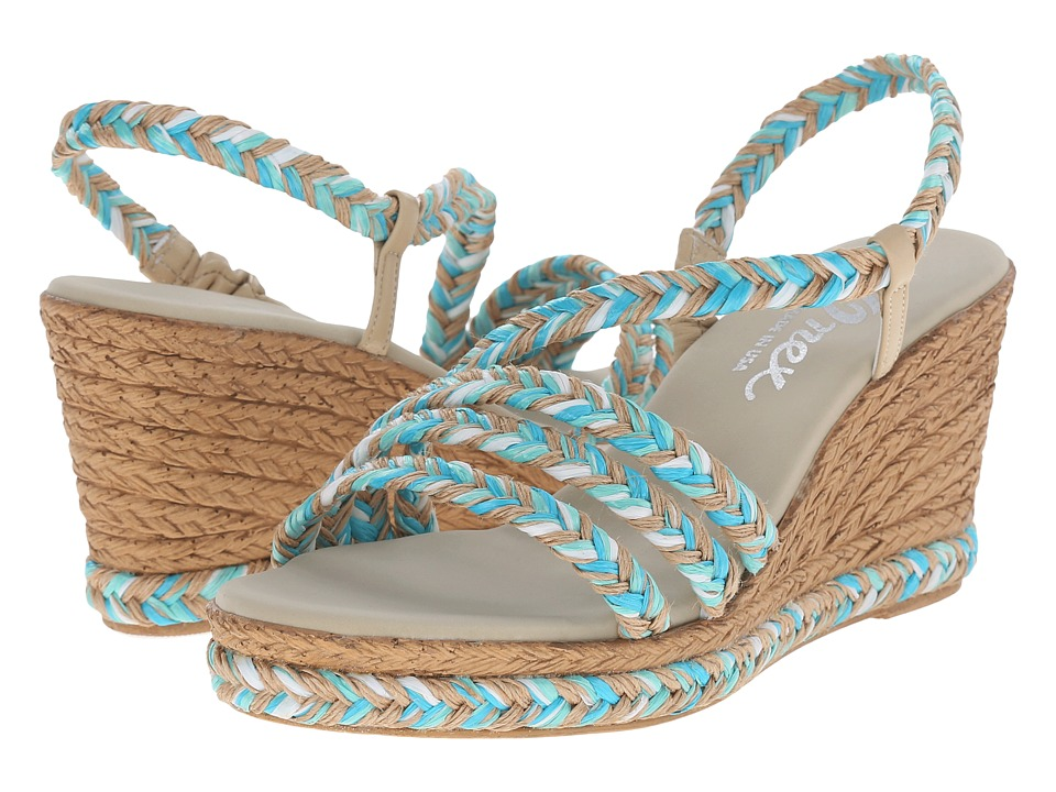 Onex - Marcia (Turquoise Multi) Women's Shoes