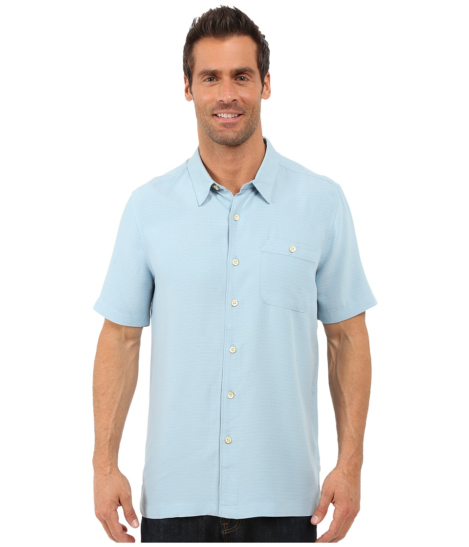 Quiksilver Waterman - Marlin Shirt (Clean Air) Men's Clothing