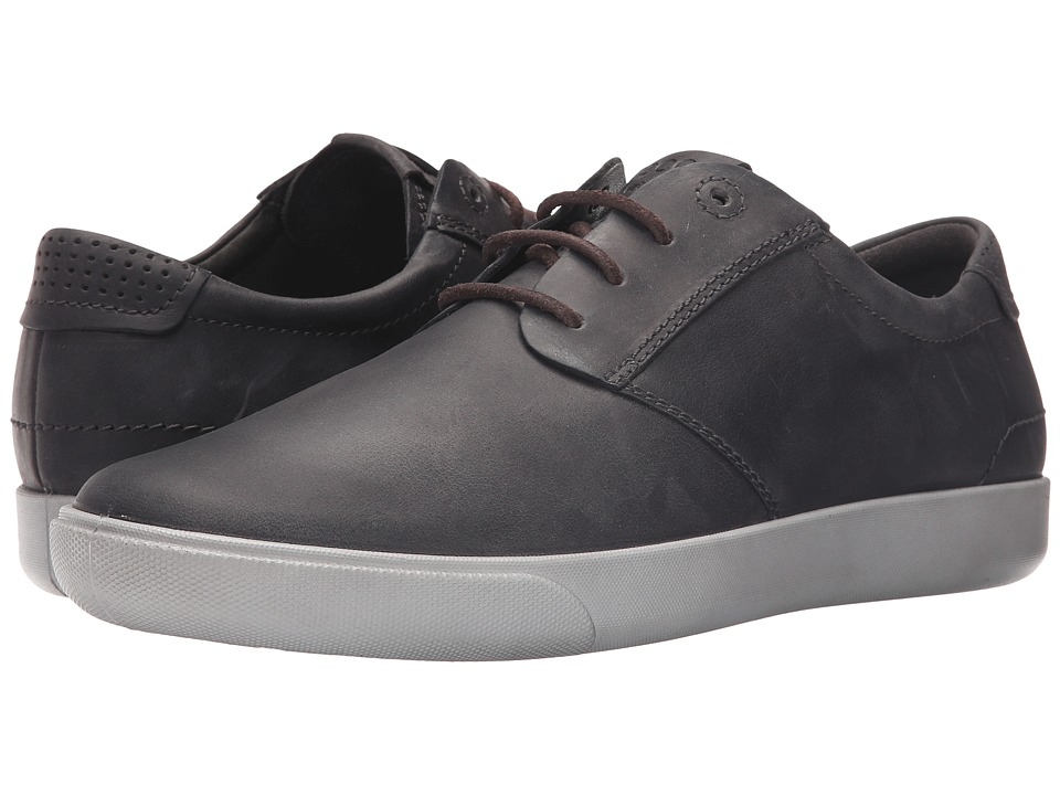 ECCO Gary Lace (Moonless) Men