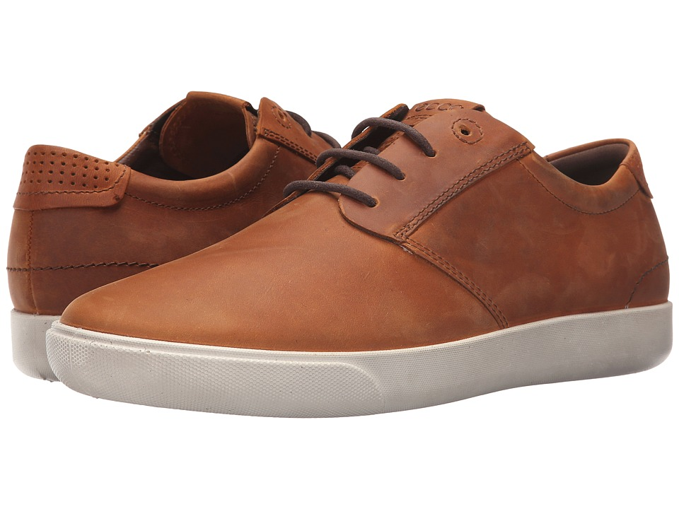 ECCO - Gary Lace (Amber) Men's Shoes