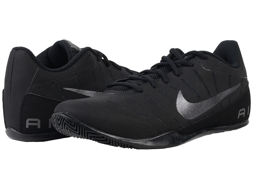 Nike - Air Mavin Low 2 NBK (Black/Metallic Dark Grey) Men's Basketball Shoes