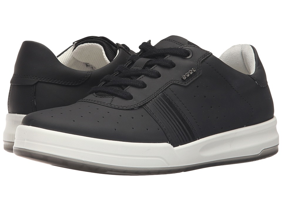 ECCO - Jack Sneaker (Black) Men's Shoes