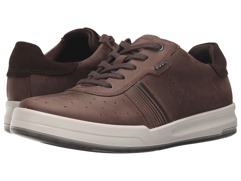 ECCO - Jack Sneaker (Cocoa/Brown) Men's Shoes