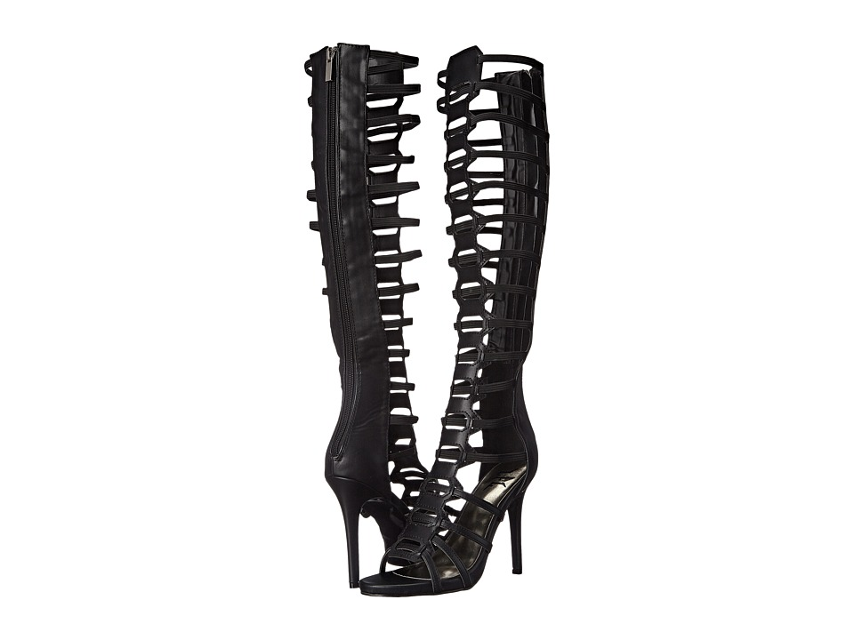 LFL by Lust For Life - Jag (Black) Women's Boots