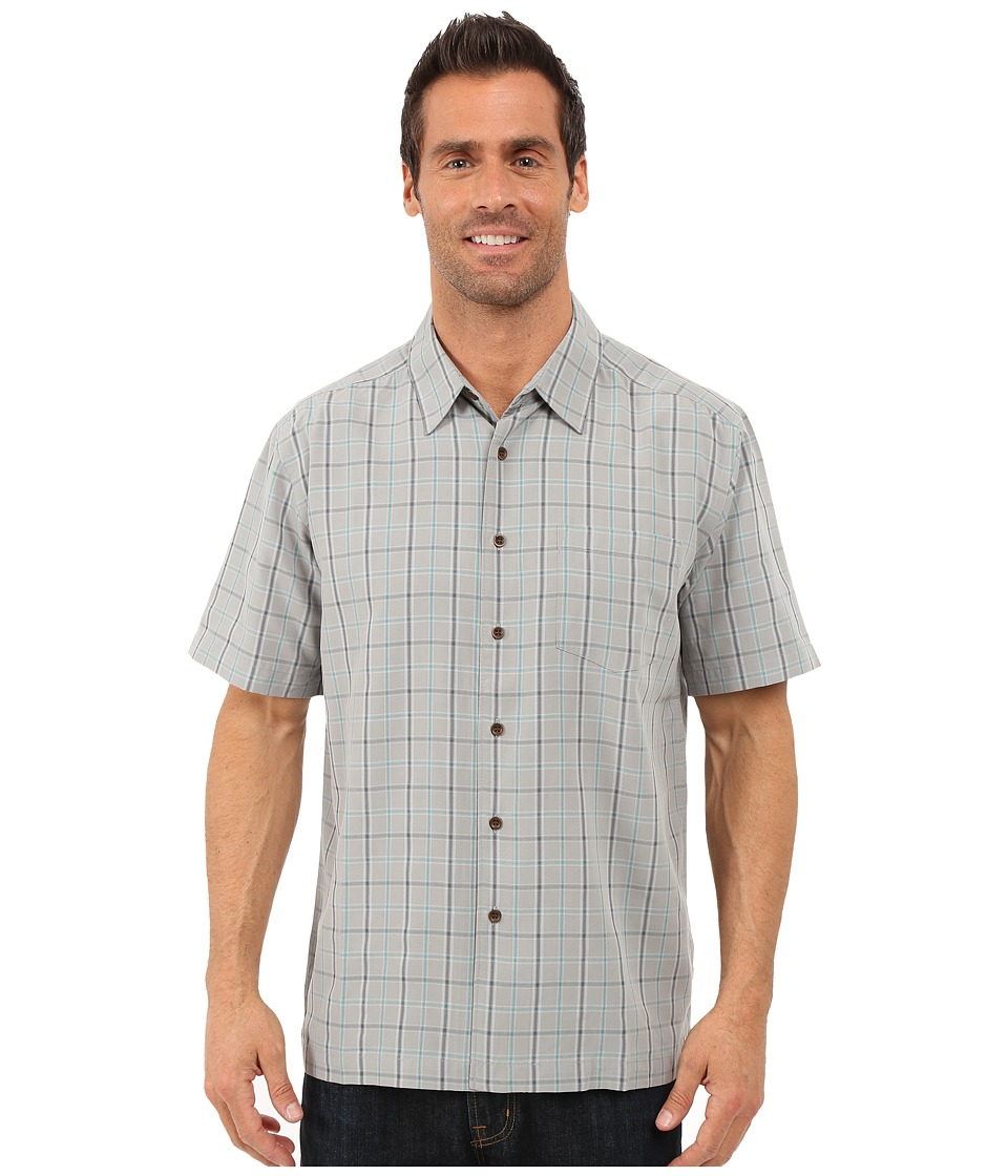 Quiksilver Waterman - Malindi Shirt (Wild Dove) Men's Clothing