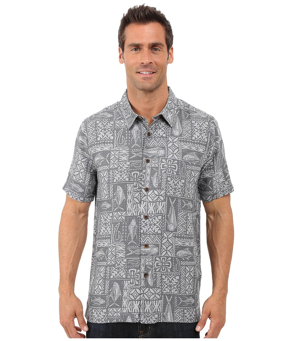 Quiksilver Waterman - Sage Advice Shirt (Wild Dove) Men's Clothing