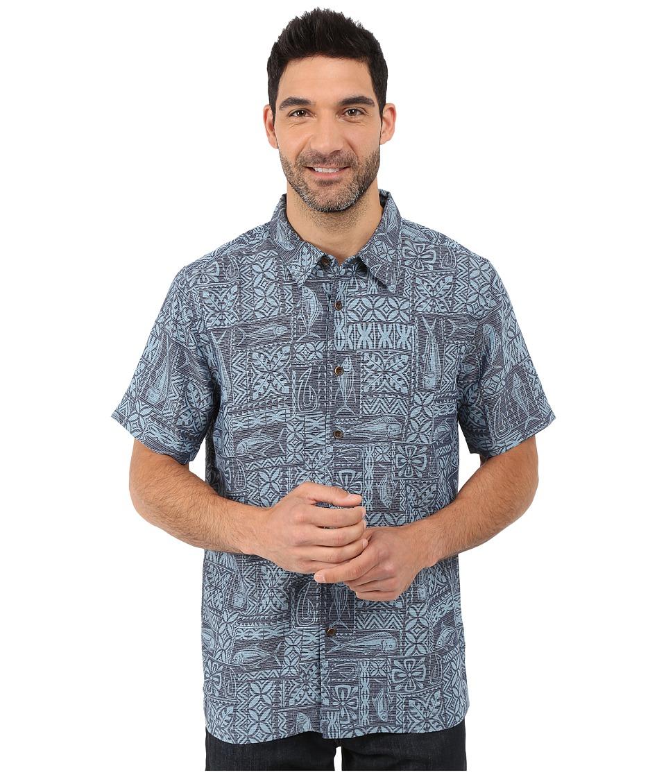 Quiksilver Waterman - Sage Advice Shirt (Provencial) Men's Clothing