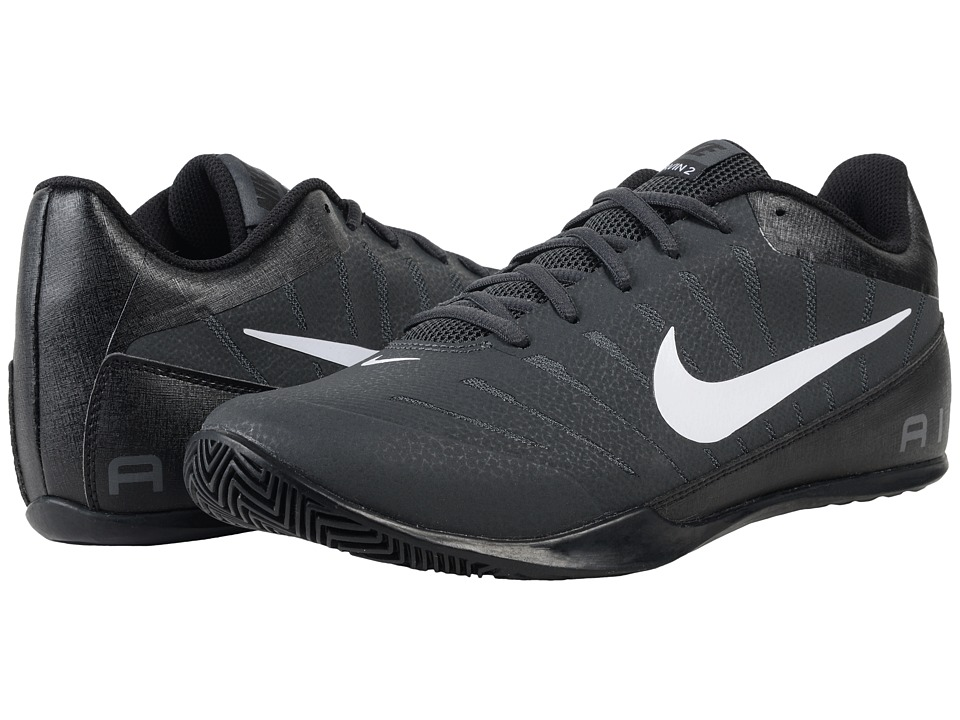 Nike - Air Mavin Low 2 (Anthracite/White/Black) Men's Basketball Shoes