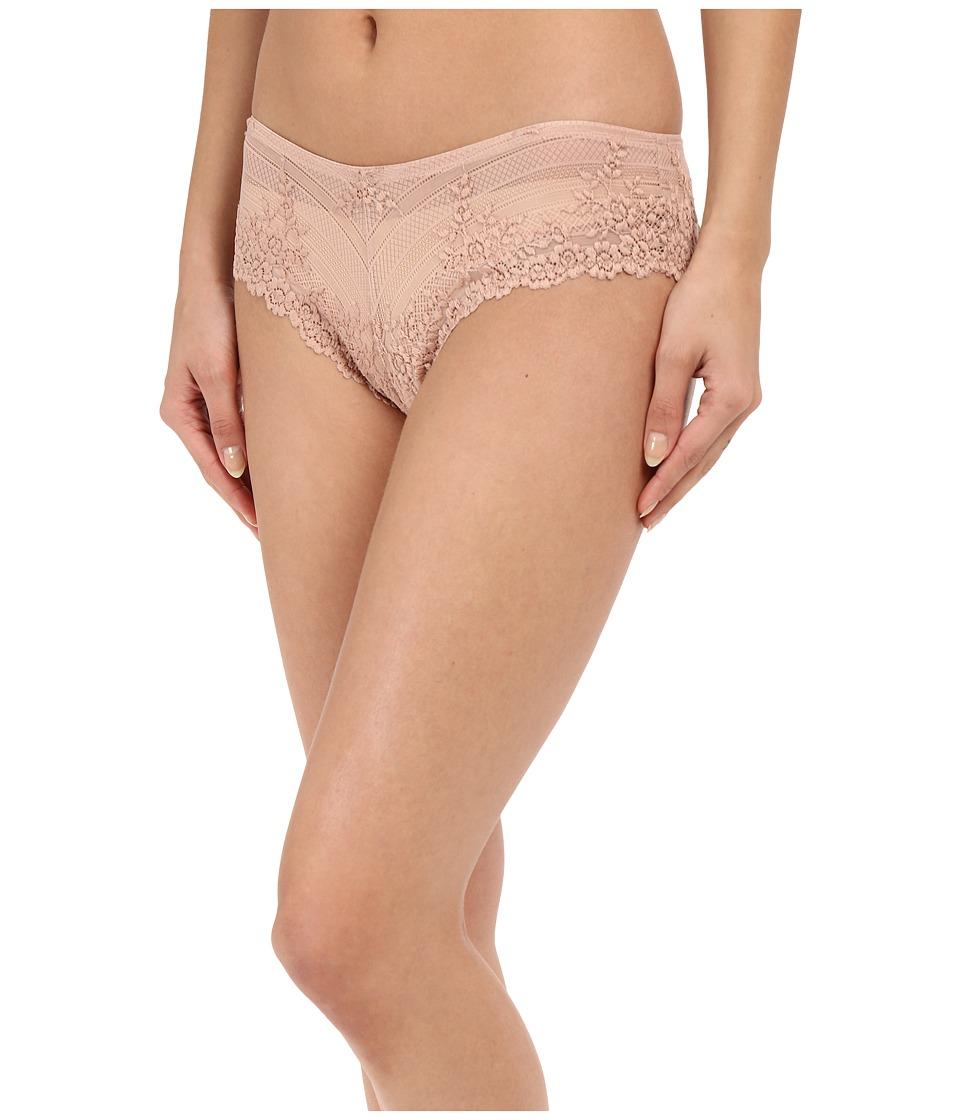 Wacoal - Embrace Lace Tanga (Mahogany Rose) Women's Underwear