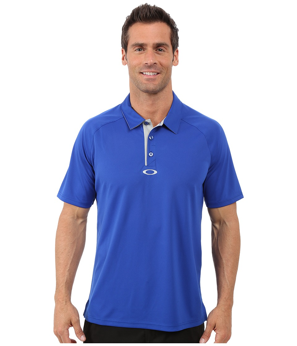 Oakley - Elemental 2.0 Polo (Sapphire) Men's Short Sleeve Pullover