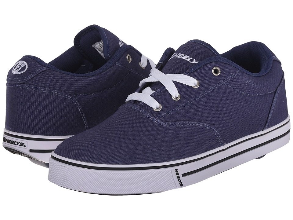 Heelys Launch (Navy Classic) Boys Shoes