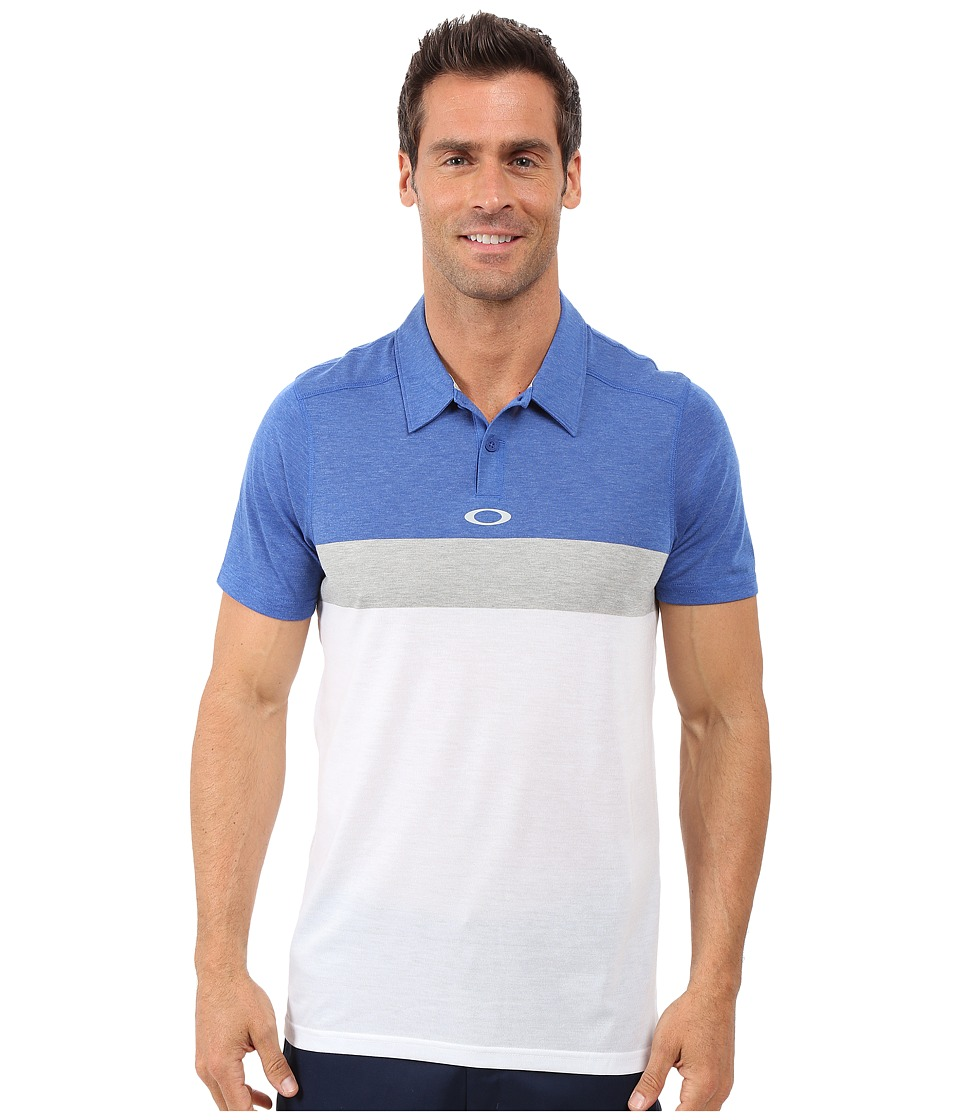 Oakley - Anderson Polo (Sapphire) Men's Short Sleeve Pullover