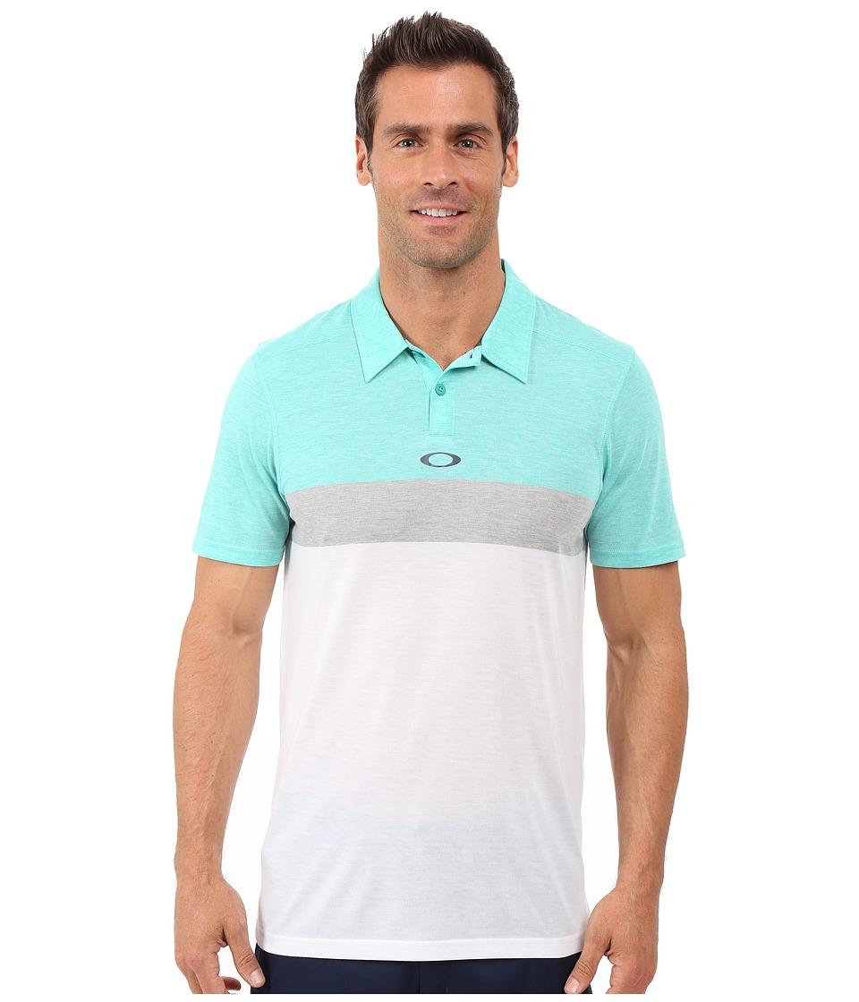 Oakley - Anderson Polo (Parakeet) Men's Short Sleeve Pullover