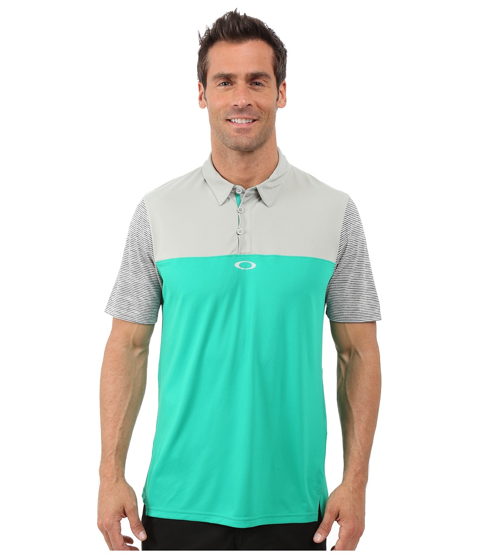 Oakley - Alignment Polo (Parakeet) Men's Short Sleeve Pullover