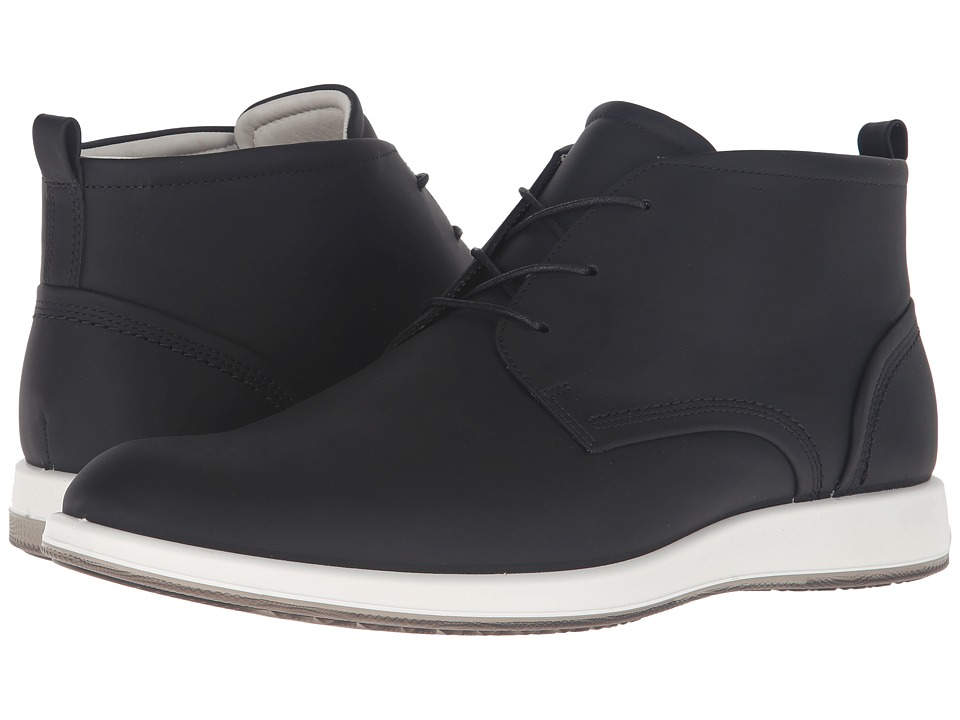 ECCO Jared Boot (Black) Men