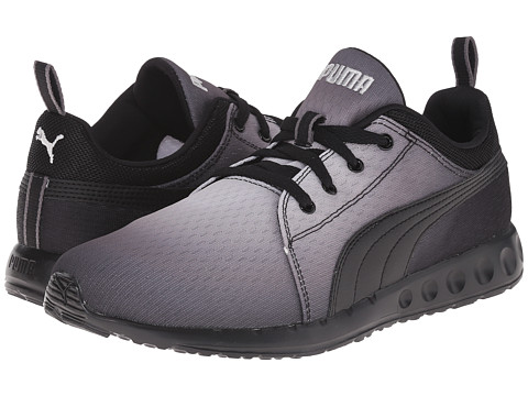 PUMA - Carson Runner Radial (Gray Violet/Black/Steel Gray) Men
