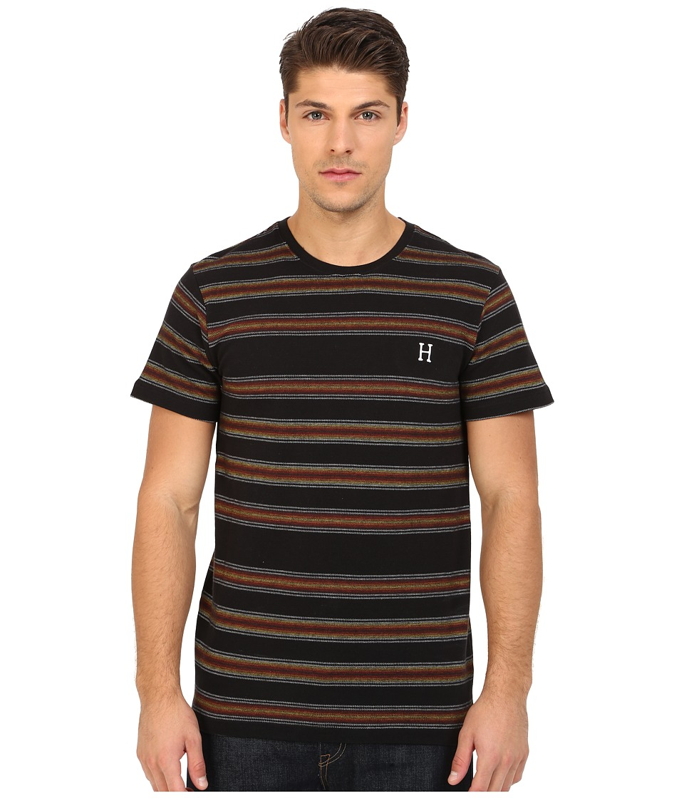 HUF - Serape Tee (Black) Men's T Shirt