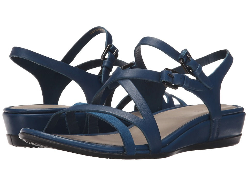 ECCO - Touch 25 Strap Sandal (Poseidon/Poseidon) Women's Sandals