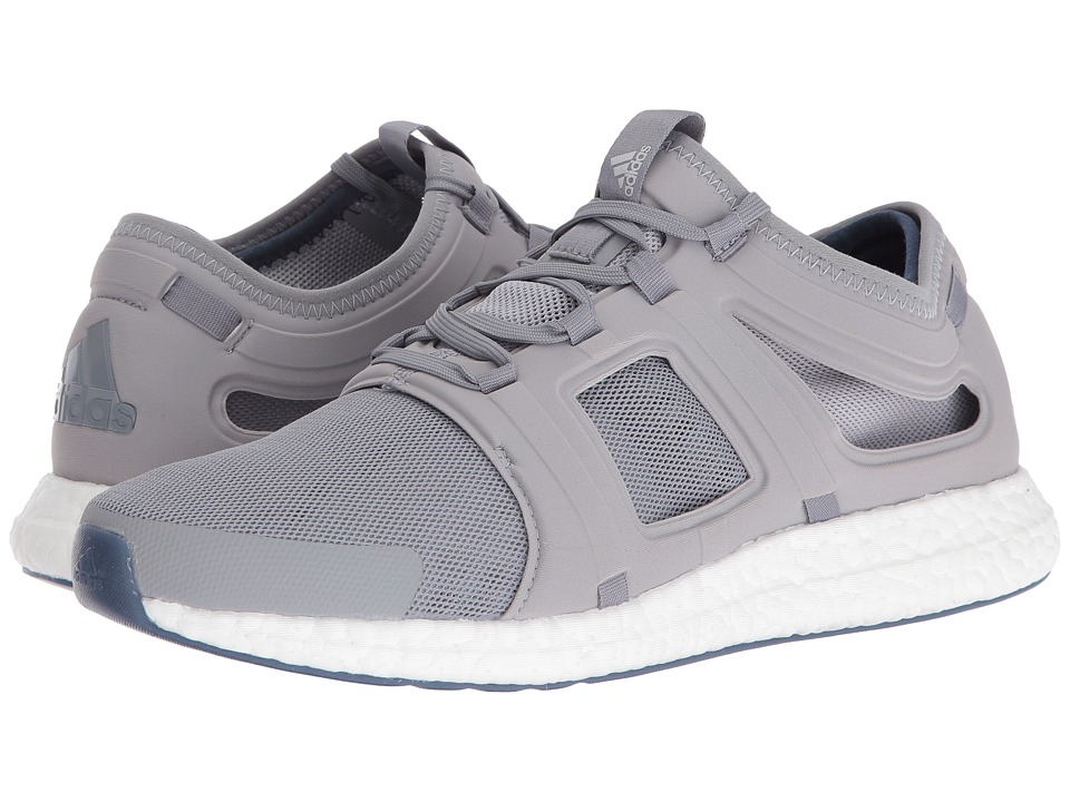 adidas CC Rocket (Mid Grey/Grey/Mineral Blue) Men