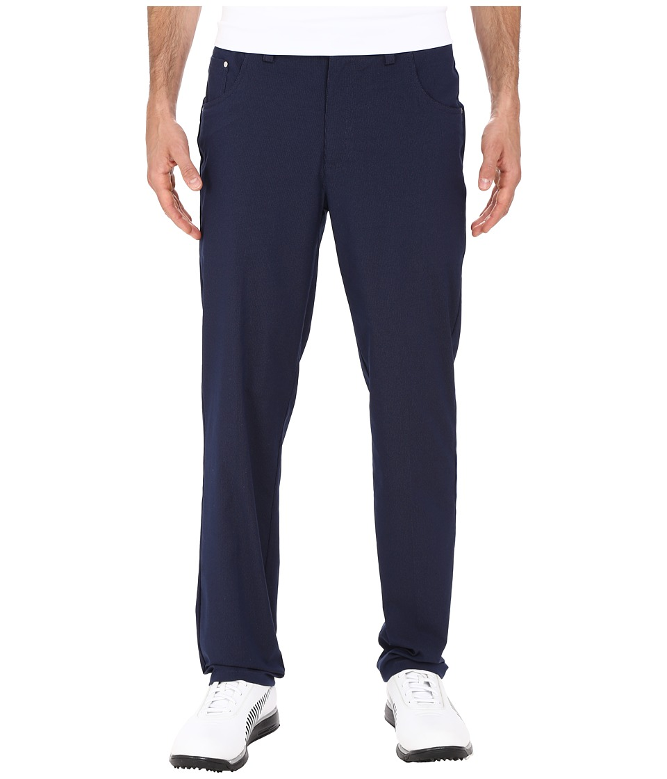 PUMA Golf - 6-Pocket Pants (Peacoat) Men's Casual Pants