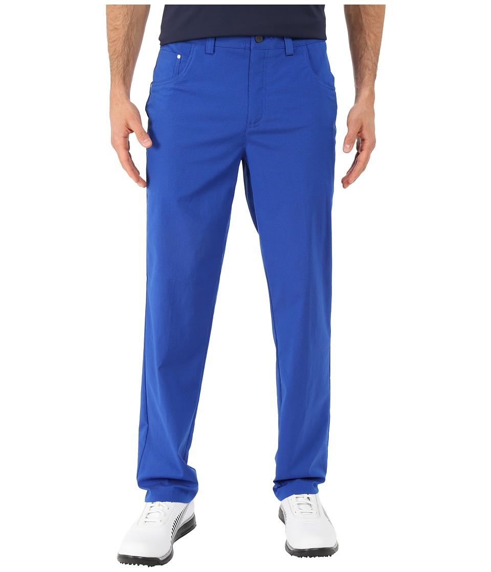 PUMA Golf - 6-Pocket Pants (Surf the Web) Men's Casual Pants