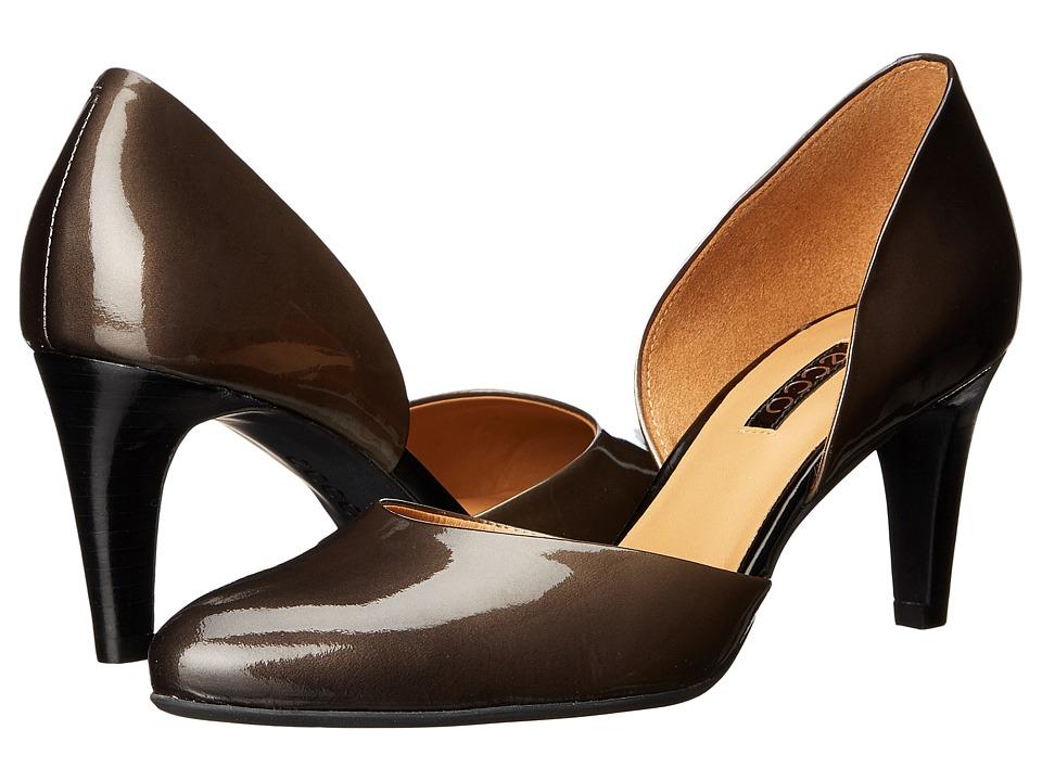 ECCO Alicante (Ginger/Slate) High Heels