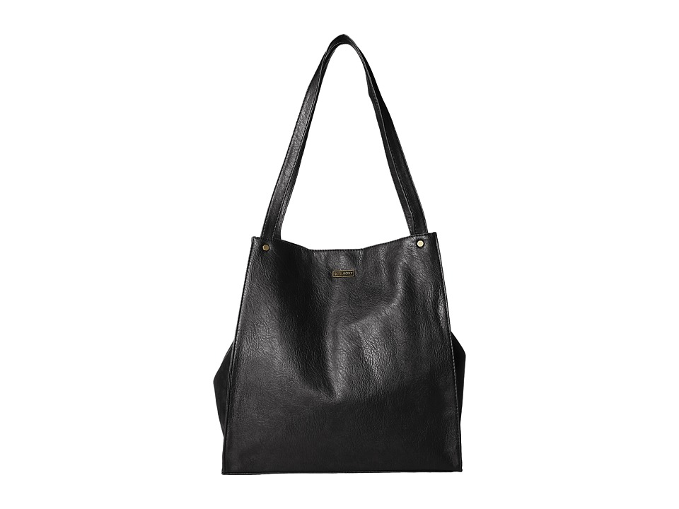 Roxy - Hold Please Tote (True Black) Tote Handbags