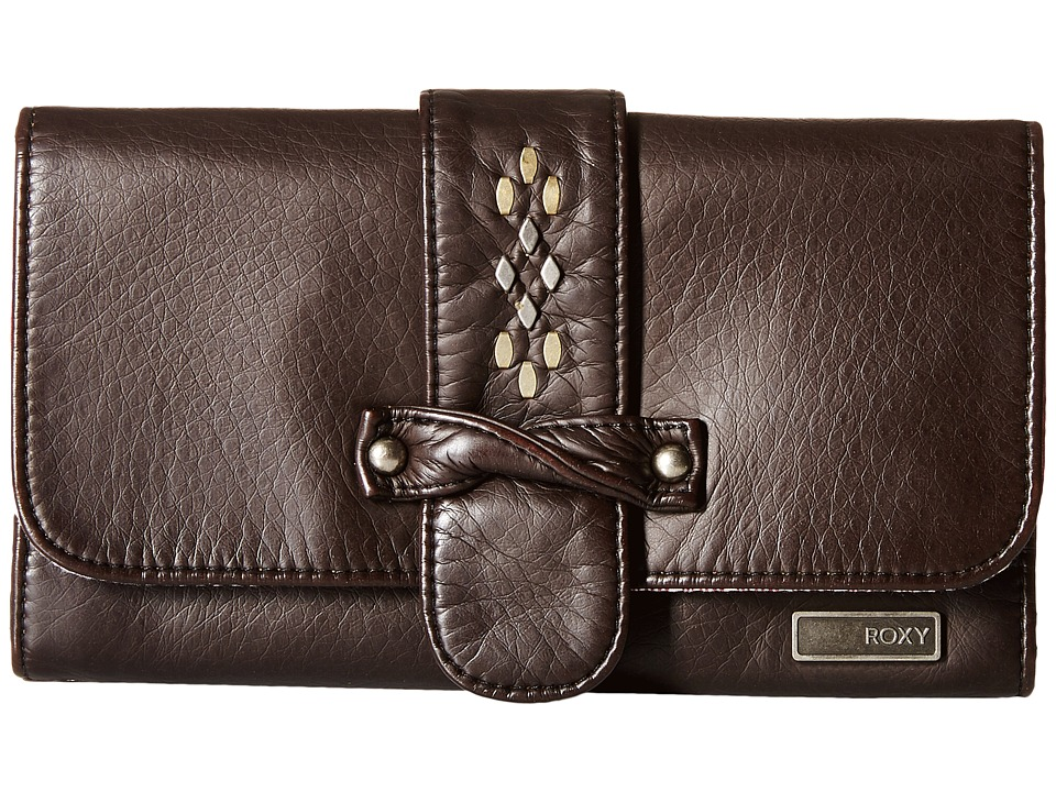 Roxy - Port Bound Wallet (True Black) Wallet