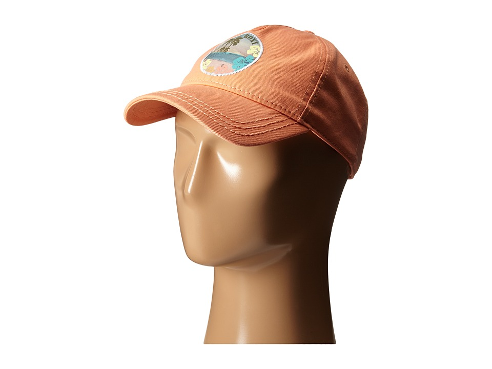 Roxy - Keep It Simple Baseball Cap (Desert Flower) Baseball Caps