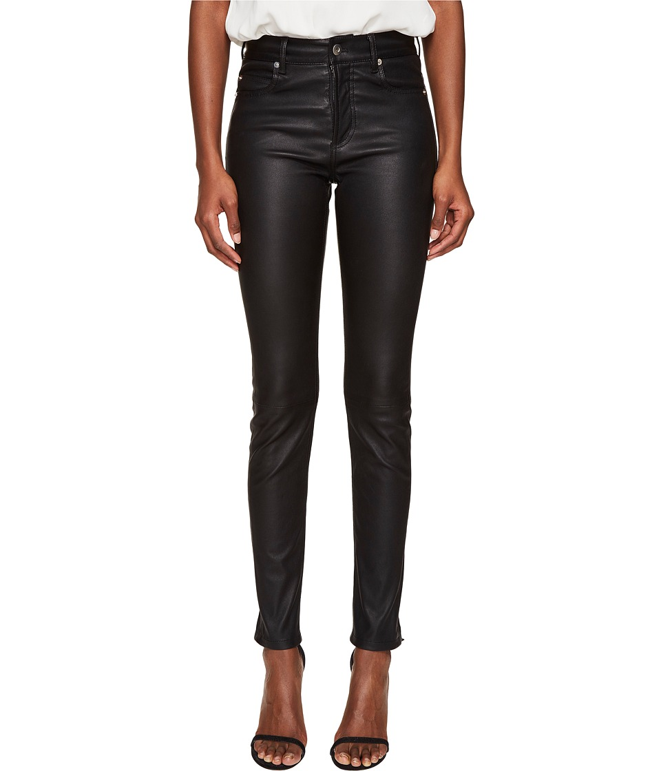 McQ - Harvey Pants (Black) Women's Casual Pants