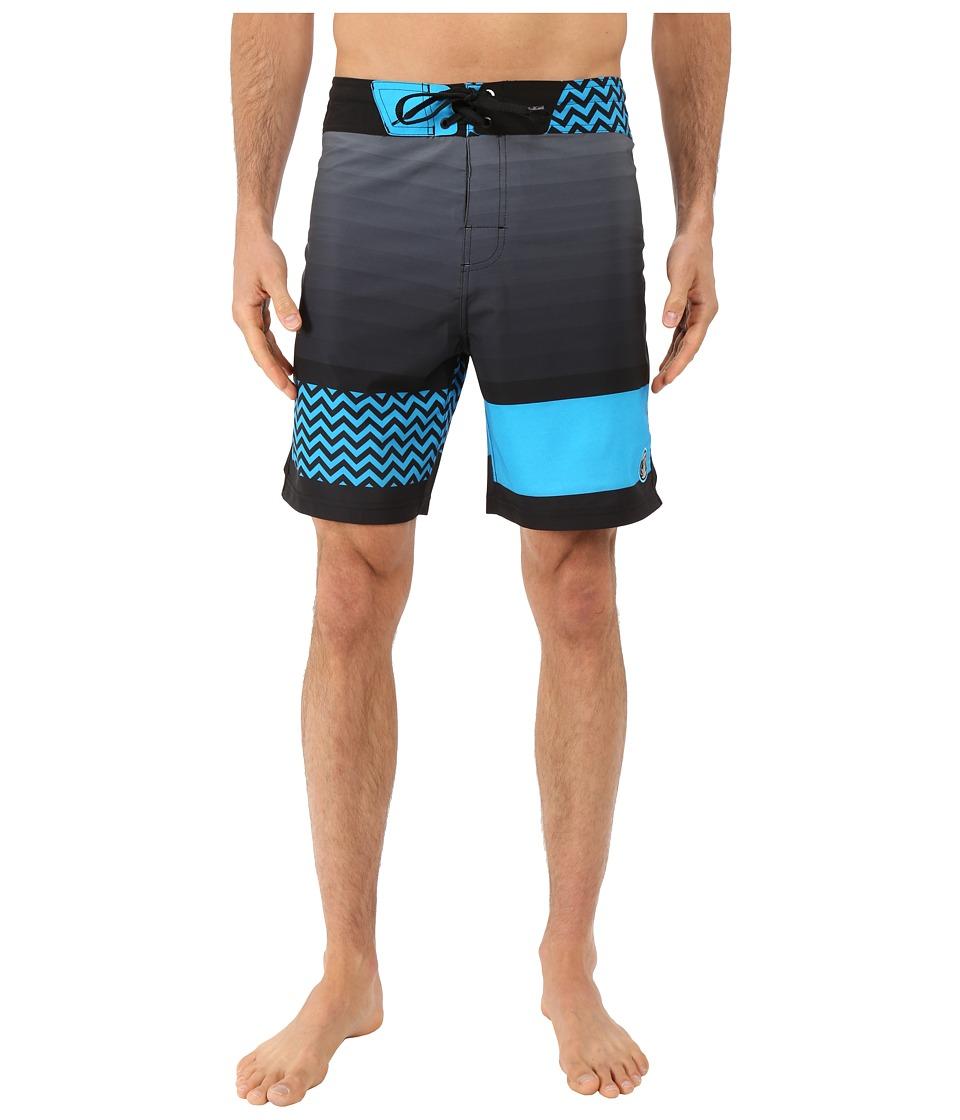 Body Glove - Vaporskin Side Wayz Boardshorts (Ocean) Men's Swimwear