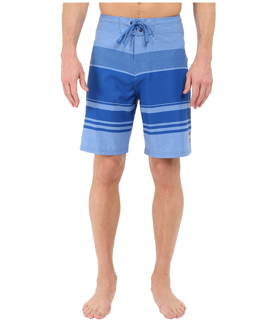 Body Glove - Vapor That's Great Boardshorts (Royal Heather) Men's Swimwear