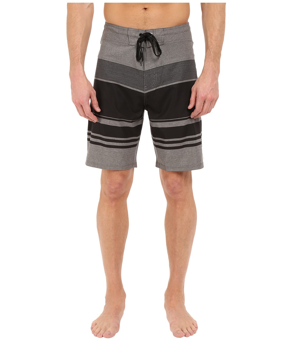 Body Glove - Vapor That's Great Boardshorts (Charcoal Heather) Men's Swimwear