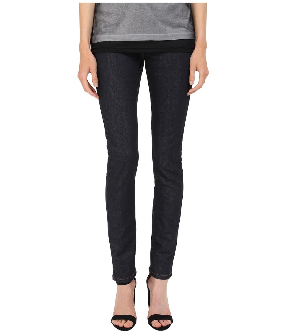 McQ - Hanna Jeans in Raw Indigo (Raw Indigo) Women's Jeans