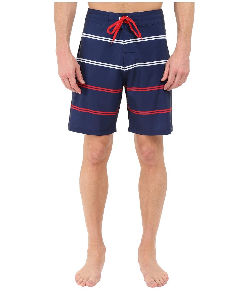 Body Glove Vaporskin Nubarmen Boardshorts (Indigo) Men